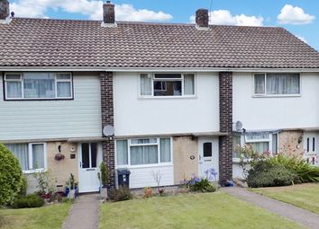 Thumbnail 2 bed terraced house for sale in Woodbury Park, Axminster