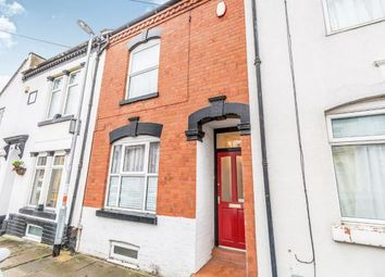 Thumbnail 2 bed terraced house for sale in Gray Street, The Mounts, Northampton, Northamptonshire