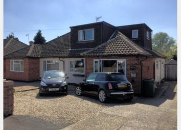 Thumbnail 4 bed property for sale in The Crescent, Horley