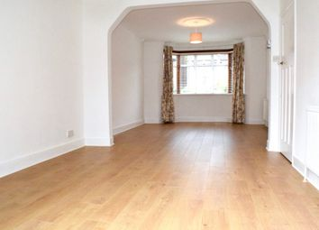 Thumbnail 3 bedroom end terrace house to rent in Nant Road, Childs Hill, London