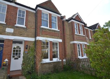 Thumbnail 4 bed terraced house to rent in Church Road, Teddington