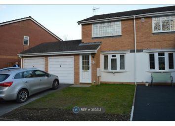 Thumbnail 2 bed semi-detached house to rent in Waun Gron, Pontardawe, Swansea