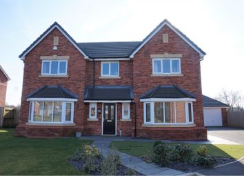 Thumbnail 5 bed detached house for sale in Fieldings Close, Preston