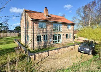 Thumbnail 5 bedroom detached house for sale in Station Road, Watlington, King's Lynn