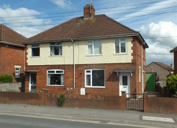 Thumbnail 3 bed semi-detached house for sale in Seymour Road, Trowbridge, Wiltshire