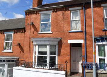 Thumbnail 2 bedroom terraced house for sale in Laceby Street, Lincoln