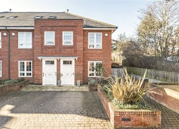 Thumbnail 3 bed semi-detached house for sale in Arcadian Place, London