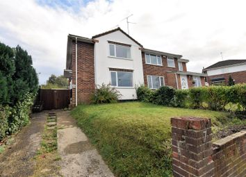 3 bed semi-detached house for sale in Dell Road, Tilehurst, Reading RG31