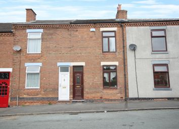 Thumbnail 3 bed terraced house to rent in Siddalls Street, Burton-On-Trent