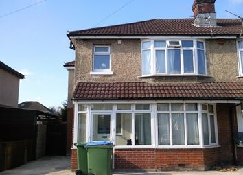 Thumbnail 7 bed semi-detached house to rent in Upper Shaftesbury Avenue, Southampton