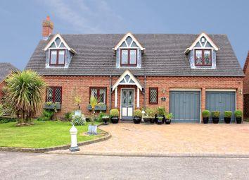 Thumbnail 4 bed detached house for sale in Norton Juxta Twycross, Warwickshire