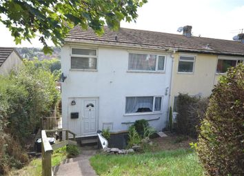 Thumbnail 3 bedroom end terrace house for sale in Dunning Walk, Teignmouth, Devon