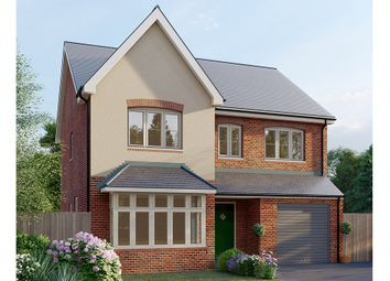 "Thumbnail 4 bed detached house for sale in ""The Alder"" at Tocknell Court, Box Road, Cam, Dursley"