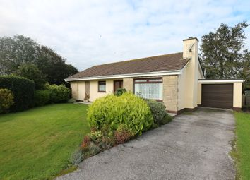 Thumbnail 3 bed detached bungalow for sale in Tregenna Fields, Camborne
