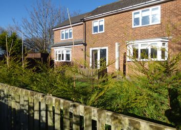 Thumbnail 4 bed semi-detached house for sale in Springwell Avenue, Jarrow