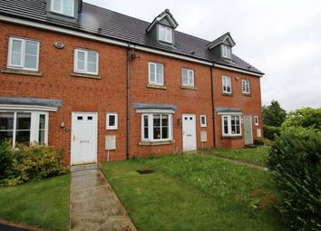 Thumbnail 4 bed terraced house for sale in Hartley Green Gardens, Billinge, Wigan