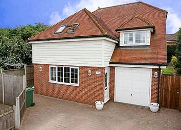 Thumbnail 4 bed detached house for sale in Pleasant Valley Lane, East Farleigh, Maidstone
