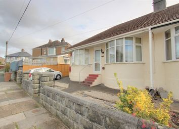 3 bed semi-detached bungalow for sale in Dovedale Road, Plymouth PL2