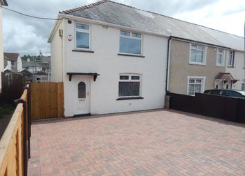 Thumbnail 3 bed end terrace house for sale in Lilian Grove, Ebbw Vale