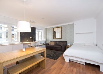 Thumbnail Studio to rent in Vicarage Court, London