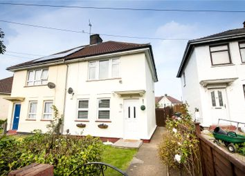Thumbnail 3 bed semi-detached house for sale in Rochester Road, Gravesend, Kent