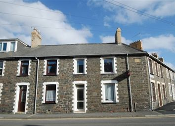 Thumbnail 3 bed detached house to rent in Green Gardens, Trefechan, Aberystwyth