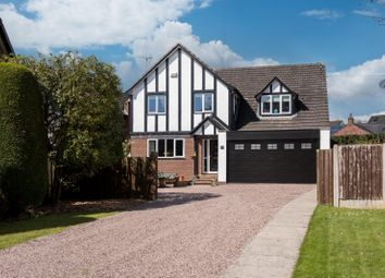 Thumbnail 4 bed property for sale in Walkers Lane, Tarporley