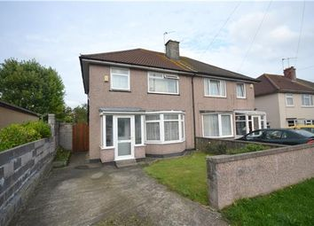 Thumbnail 3 bed semi-detached house to rent in Dunmail Road, Bristol