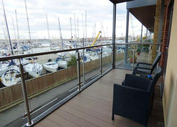 Thumbnail 1 bed flat for sale in Harbour Road, Gosport, Hampshire