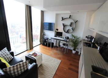 Thumbnail Studio to rent in Beetham Tower, 301 Deansgate, Manchester