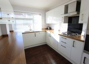 Thumbnail 3 bedroom semi-detached bungalow to rent in Hornby Close, Hurworth, Darlington