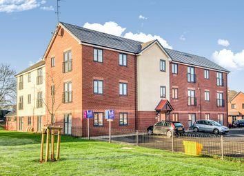 Thumbnail 1 bed flat for sale in Anglia Gardens, Leamington Spa