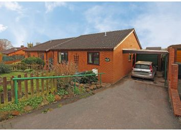Thumbnail 2 bed detached bungalow for sale in Church Street, Highley