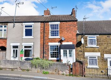Thumbnail 3 bed terraced house for sale in Church Lane, South Wingfield, Alfreton