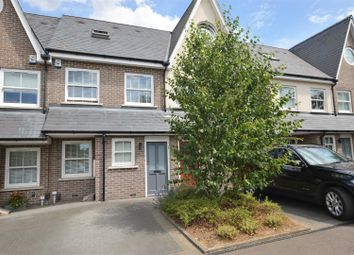 Thumbnail 4 bed property for sale in Burleigh Road, St.Albans