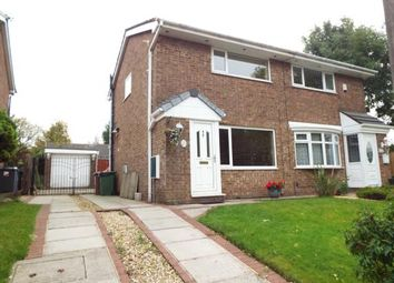 Thumbnail 2 bed semi-detached house for sale in Cunnery Meadow, Leyland, Lancashire
