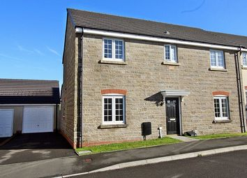 Thumbnail 4 bed detached house for sale in Lantern Close, Llanharan, Pontyclun, Rhondda, Cynon, Taff.