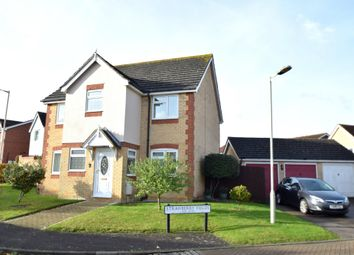 Thumbnail Detached house for sale in Strawberry Fields, Haverhill