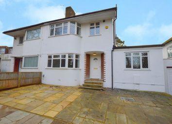 Thumbnail 5 bed semi-detached house for sale in Uxbridge Road, Harrow Weald, Harrow