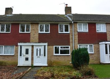 Thumbnail 3 bed terraced house to rent in Calder Vale, Bletchley, Milton Keynes, Buckinghamshire