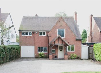 Thumbnail 4 bed detached house for sale in Walsall Road, Sutton Coldfield