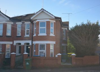Thumbnail 1 bed flat to rent in Burlington Road, Polygon, Southampton, Hampshire