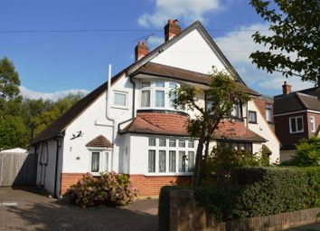Thumbnail 3 bedroom semi-detached house for sale in Kinross Avenue, Worcester Park