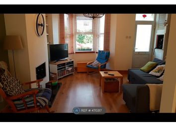 Thumbnail 3 bed terraced house to rent in Cromwell Road, Bristol