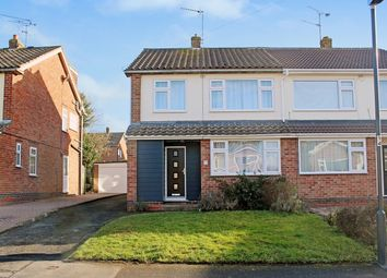 Thumbnail 3 bedroom semi-detached house to rent in Woodcote Avenue, Kenilworth