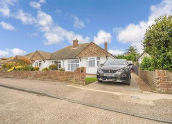 Thumbnail Semi-detached bungalow for sale in Capel Close, Broadstairs, Kent