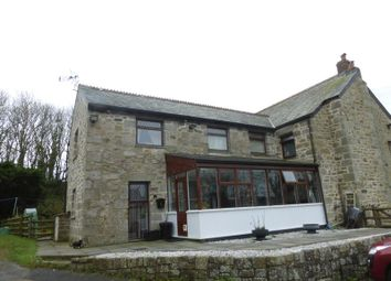 Thumbnail 2 bed semi-detached house for sale in St. Dennis, St. Austell