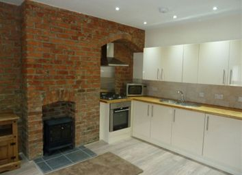 Thumbnail 1 bed flat to rent in Church Street, Ruskington, Sleaford
