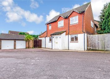 3 bed link-detached house for sale in Rushmoor Gardens, Calcot, Reading RG31
