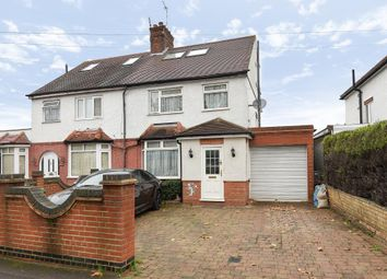 Thumbnail 4 bed semi-detached house for sale in Eastbury Road, Watford
